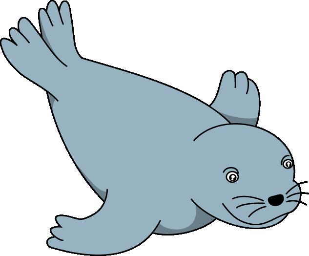 633x524 Top 86 Seal Clip Art