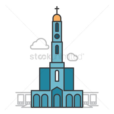 450x450 Free Basilica Of Our Lady Of Fatima Stock Vectors Stockunlimited