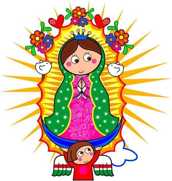 600x632 775 Best Virgenes Images On Virgin Mary, Religious Art