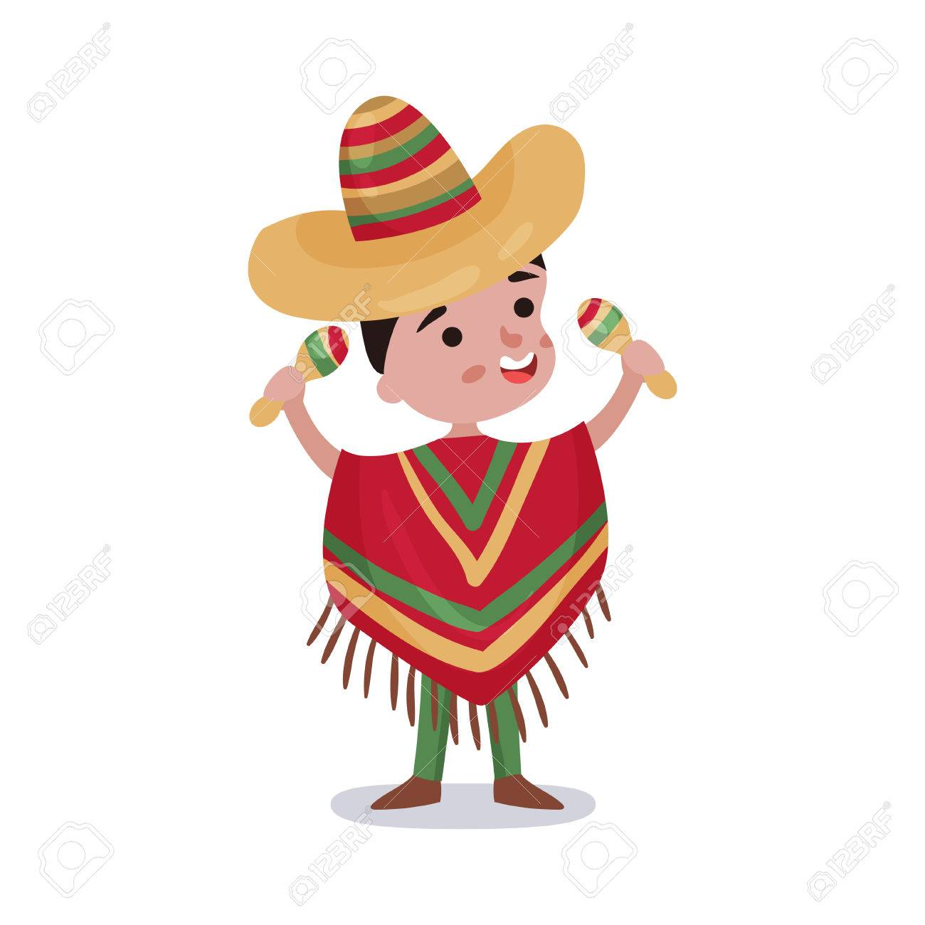 1300x1300 Boy Mexican Outfit Clipart Amp Boy Mexican Outfit Clip Art Images