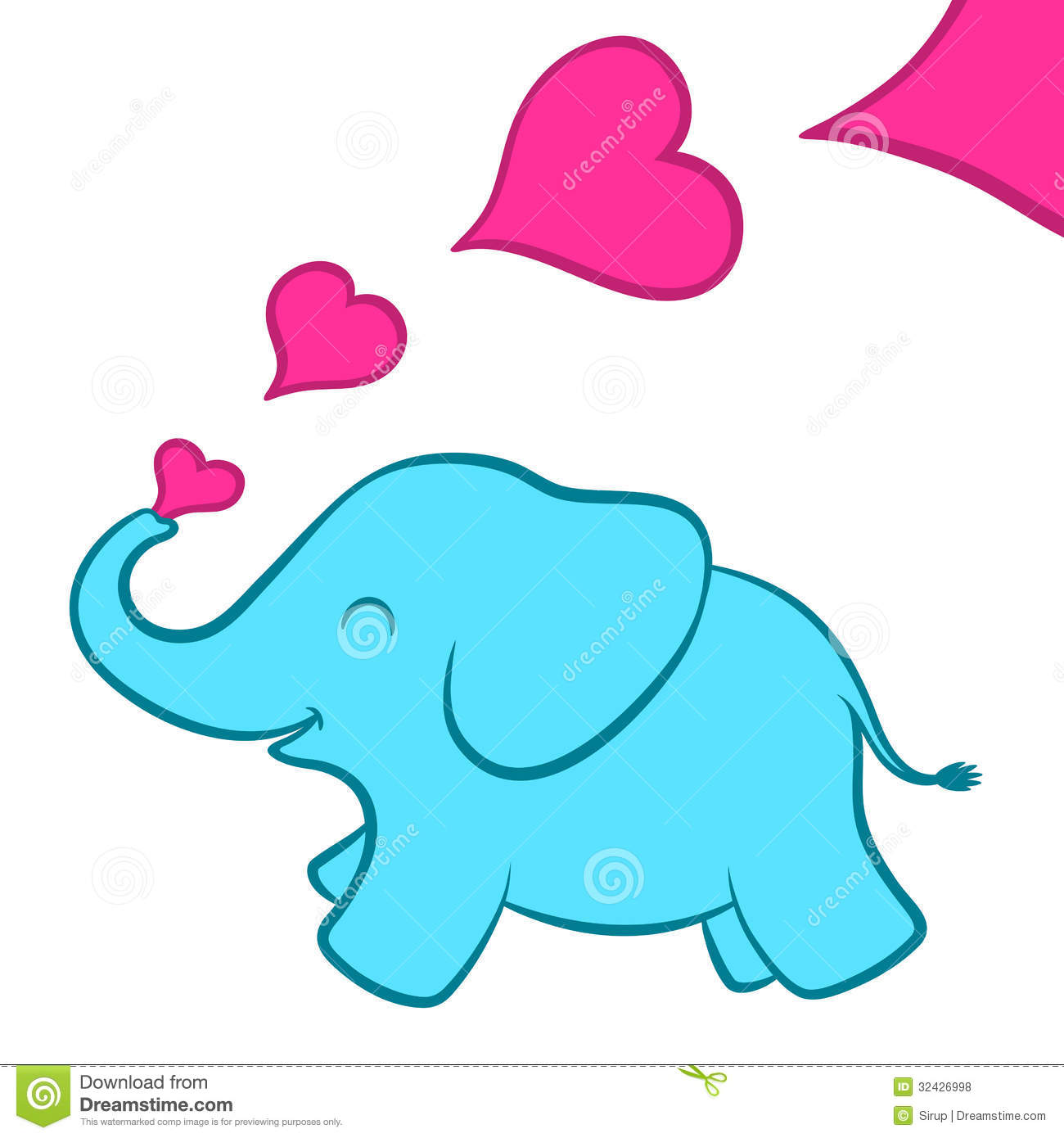 1300x1390 Clip Art Elephant Outline Clip Art