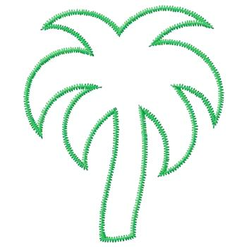 350x350 Palm Tree Outline Clip Art Palm Tree Outline Clip Art Tree Outline