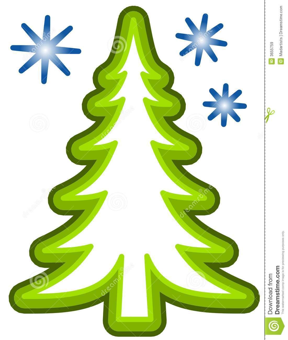 1101x1300 Clip Art Christmas Tree Outline Clipart Panda