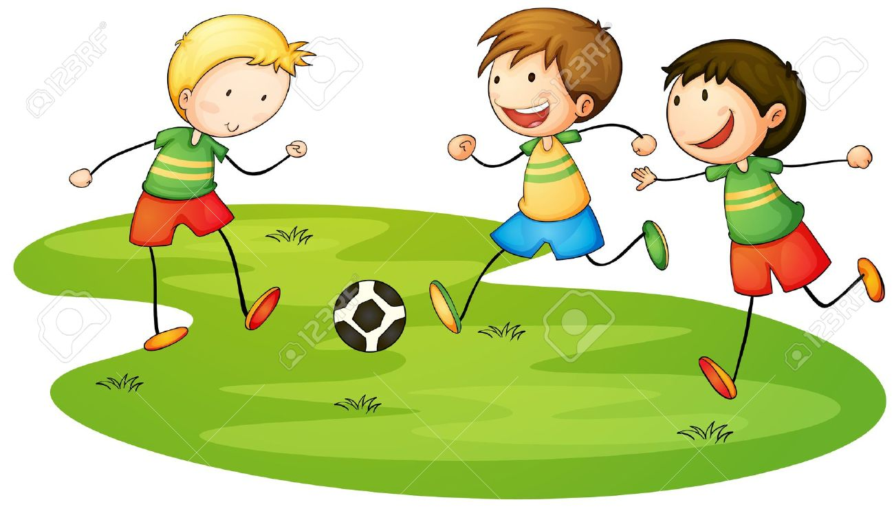 1300x743 Playing Outside Clip Art Sport