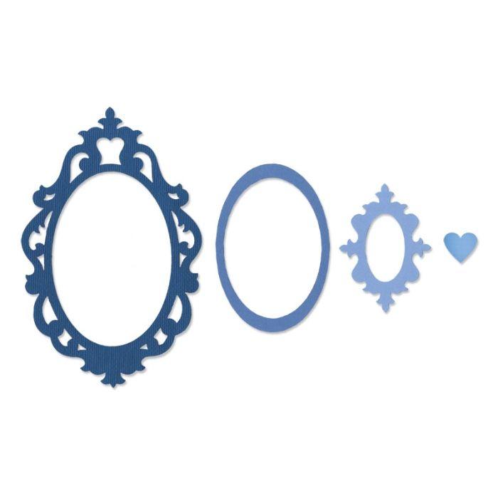 700x700 Best Photos Of Oval Photo Frame Template Clip Art