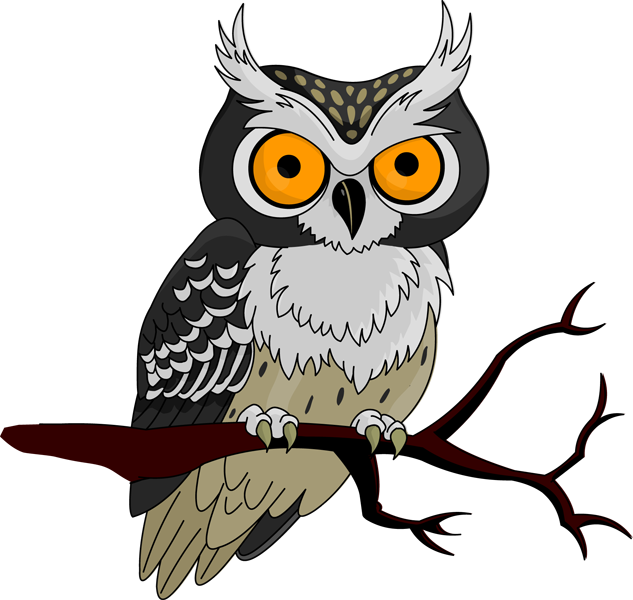 633x600 Cute Owl Clipart Free Download Clip Art