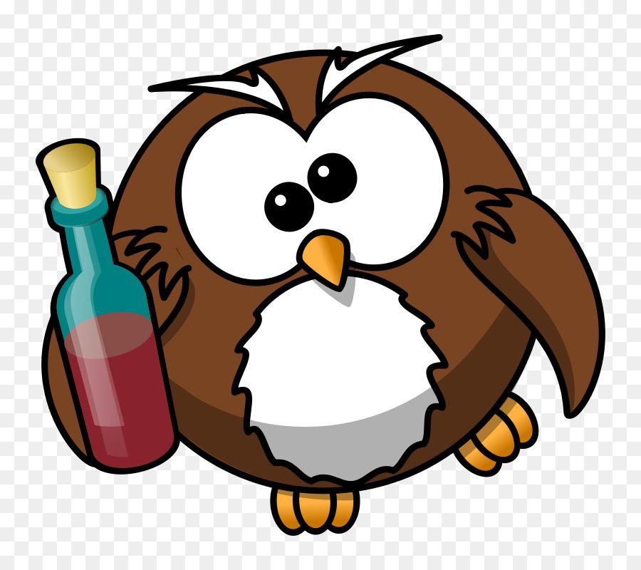 900x800 Owl Bird Cartoon Clip Art