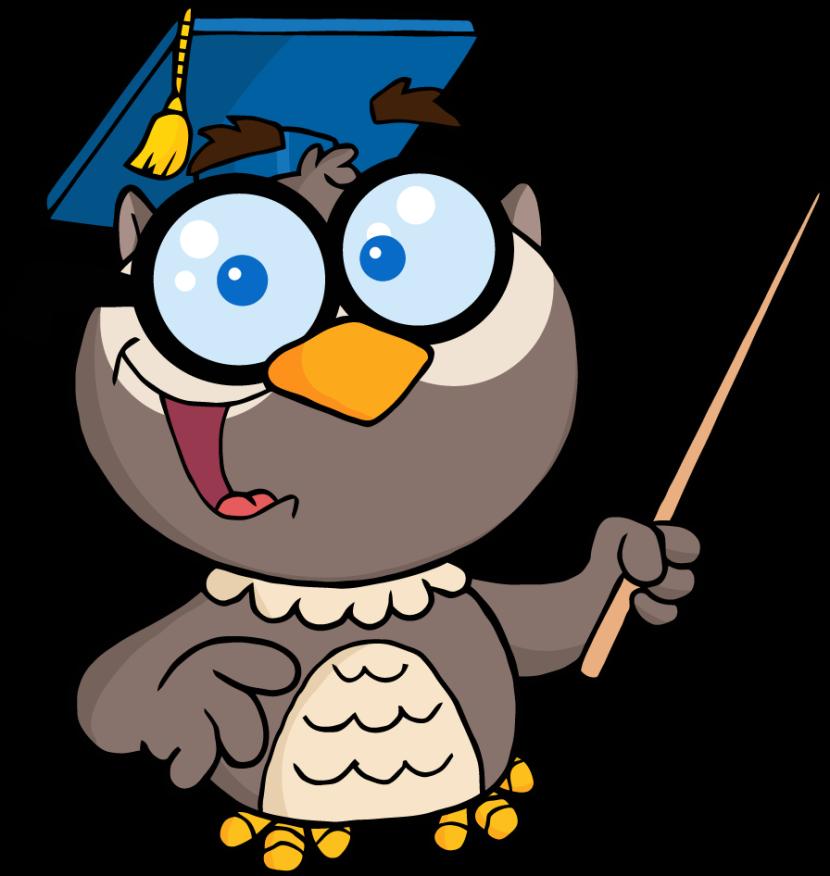 830x876 Smart Owl Clip Art 2