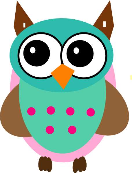456x598 Sweetlooking Images Of Animated Owls Free Download Clip Art