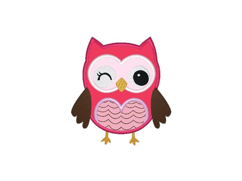 800x600 Cute Valentine Owl Clipart