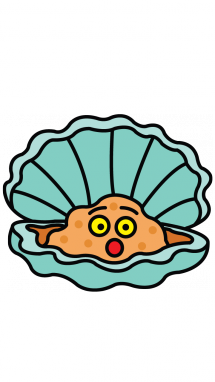 Oyster Clipart