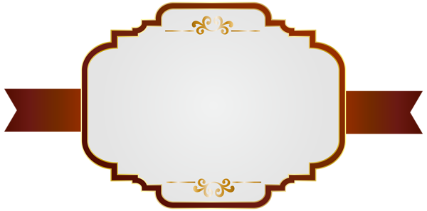 600x297 Label Clipart Group