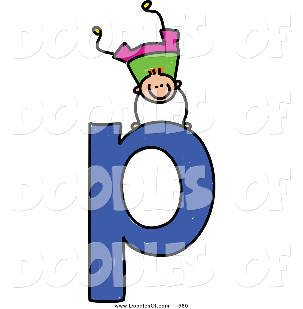 1024x1044 Vector Clipart Of Doodled White Boy Doing Handstand On