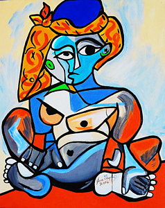 238x300 The Picasso Paintings