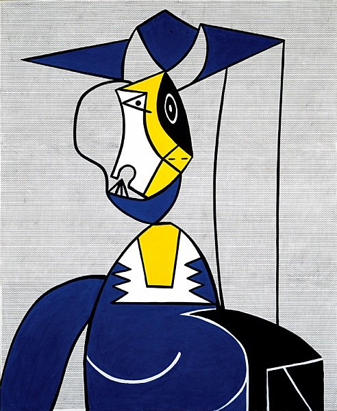 492x600 Art History News Picasso And American Artists Stuart Davis