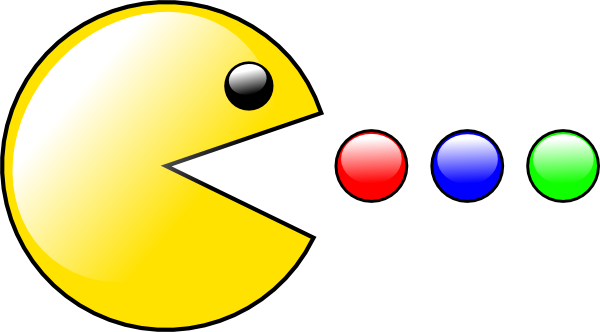 600x332 Pacman (Yet Another) Clip Art