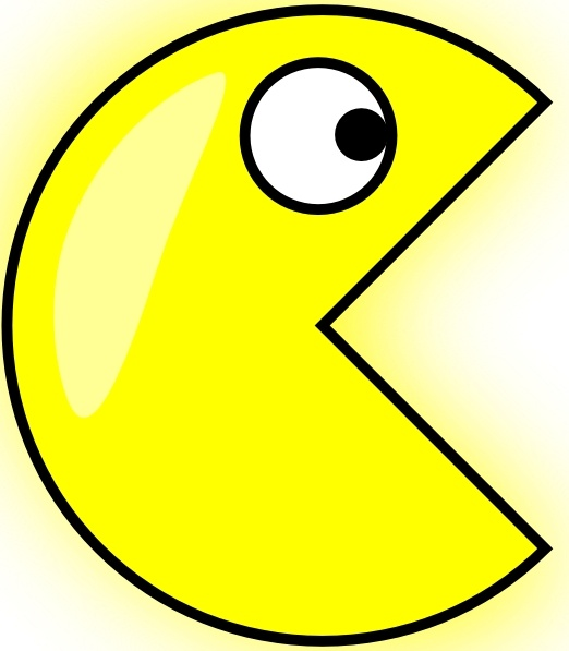 522x597 Vector Pacman Free Vector Download (23 Free Vector) For Commercial