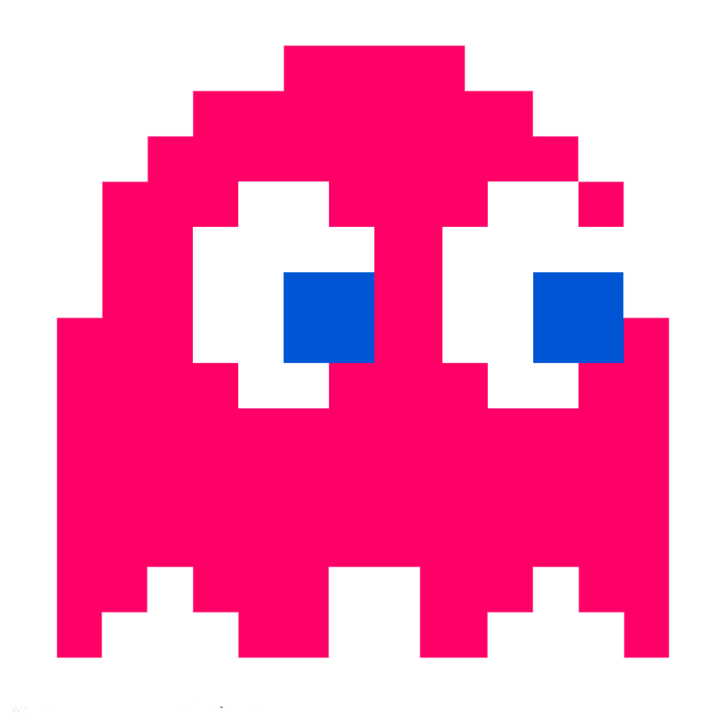 1024x1024 Collection Of Pacman Ghost Clipart High Quality, Free