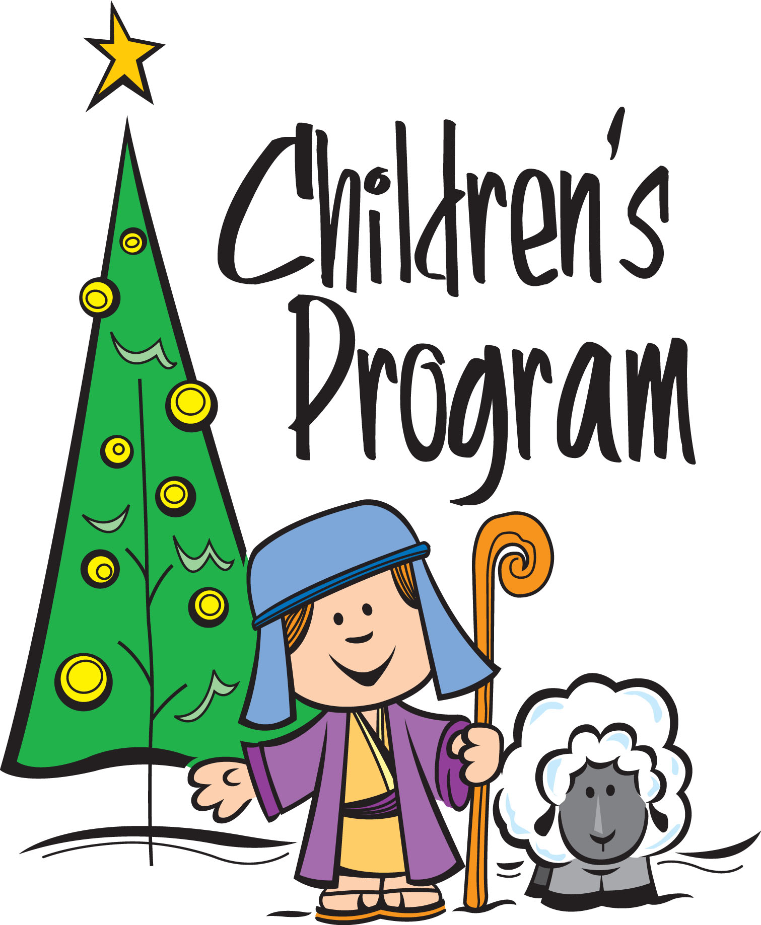 1511x1838 Children's Christmas Pageant