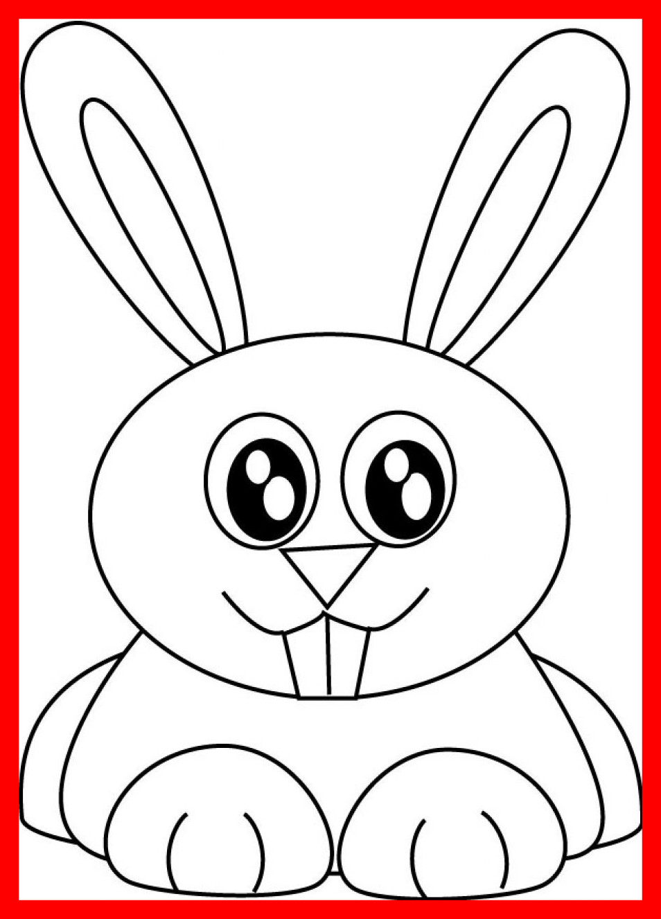 954x1327 Appealing Bunny Rabbit Coloring Pages With Background Pics