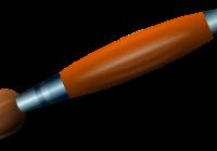 200x140 Paint Brush Clip Art Artist Paint Brush Free Vector Download 10052
