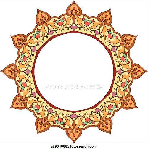500x507 Persian Clipart Graphic Design