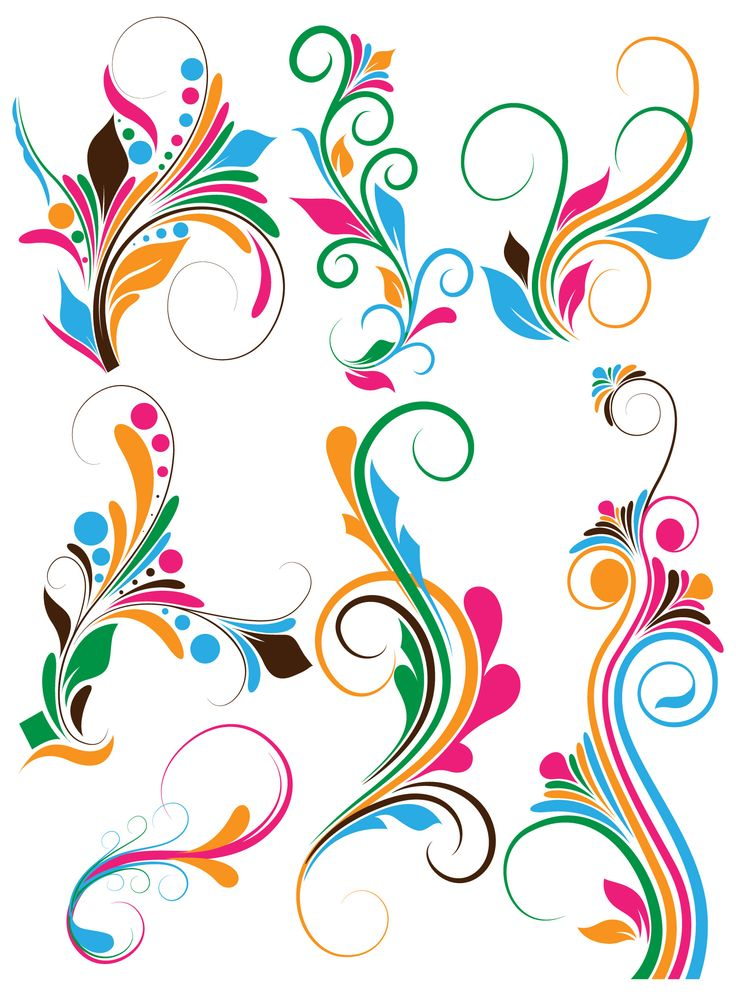 736x996 Photoshop Clipart Design Pattern