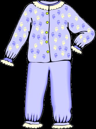 330x442 Ideal Clipart Pajamas Pajama Suggest Kayak Wallpaper Png