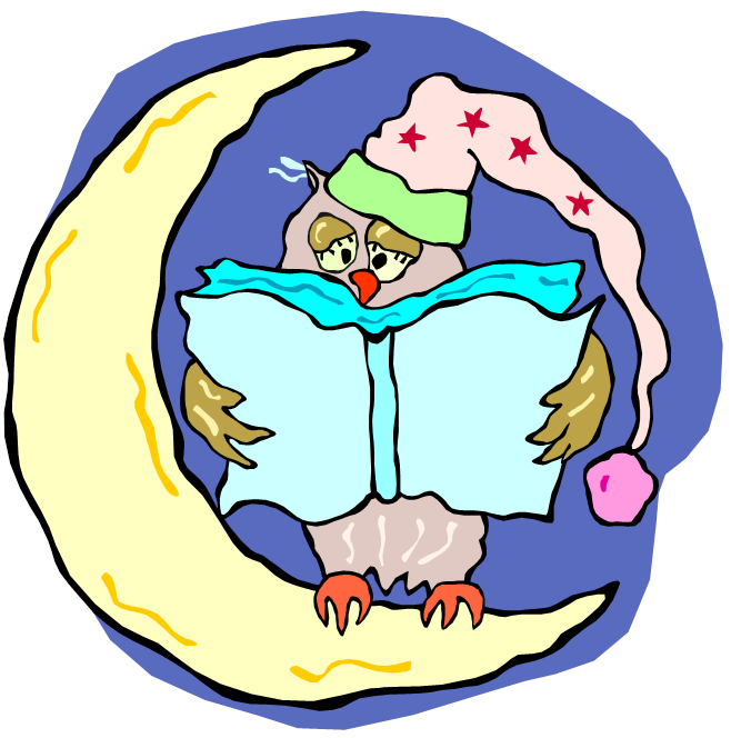 658x664 Image Of Bedtime Clipart