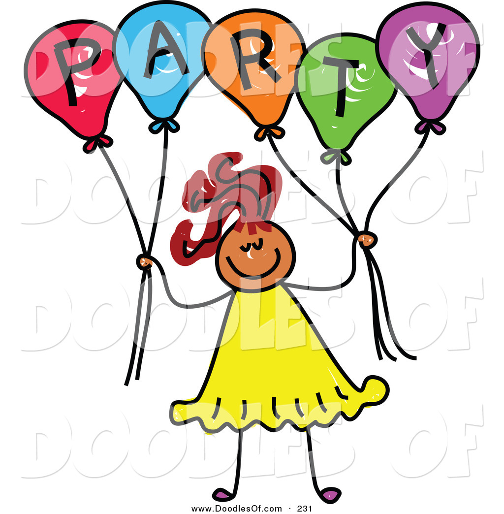 1024x1044 Kids Party Clip Art Clipart Panda
