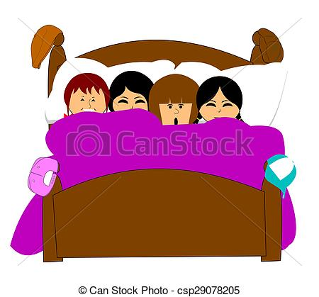 450x419 Neoteric Design Inspiration Sleepover Clipart Boys Slumber Party