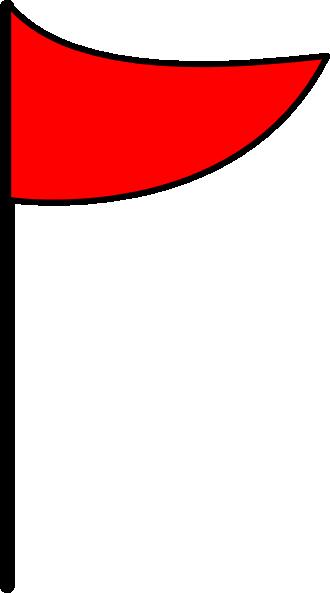 330x593 Flag Pole Clipart