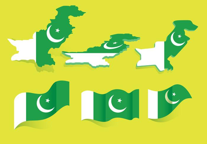 700x490 Pakistan Flag Vector
