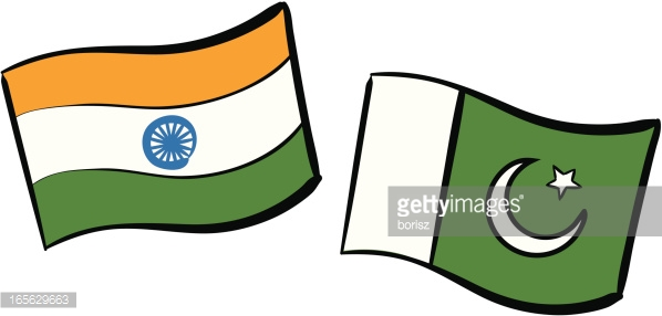 598x286 Pakistan India Clipart