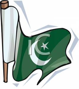 267x300 Waving Flag Of Pakistan
