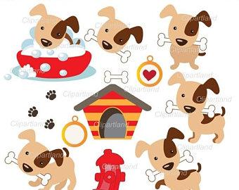 340x270 Pet Clipart Etsy
