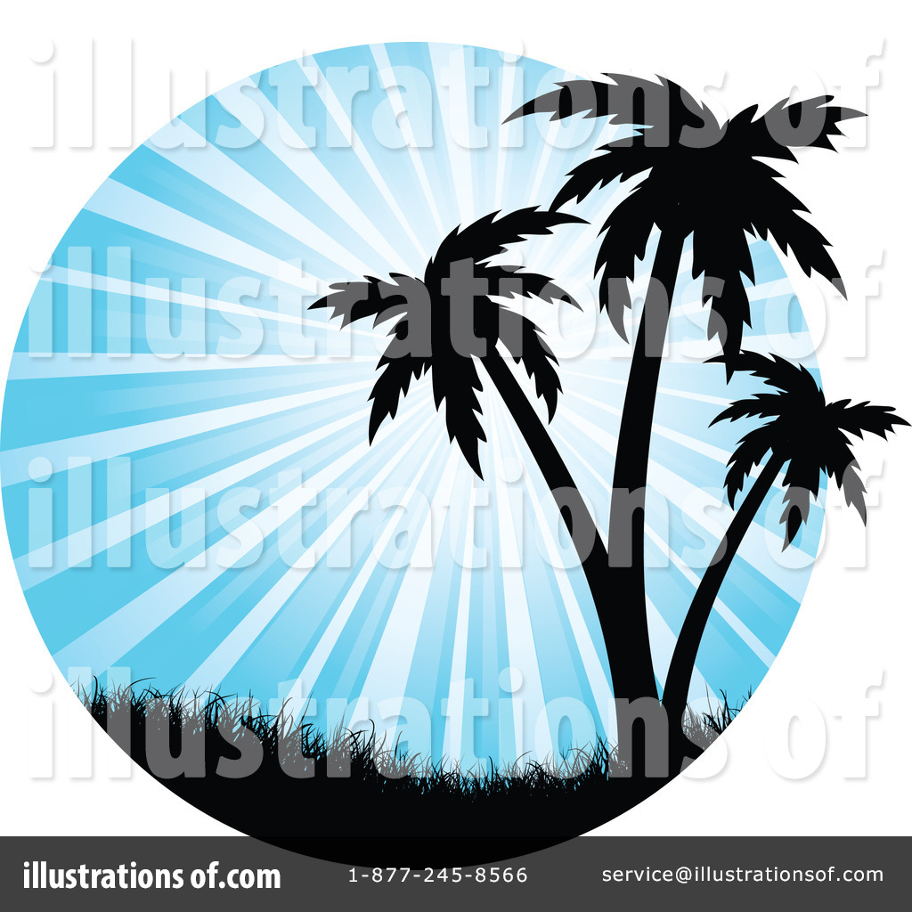 1024x1024 Palm Trees Clipart