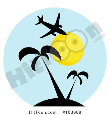 450x470 Palm Tree Clip Art