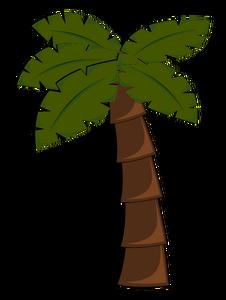 Palm Leaf Clipart