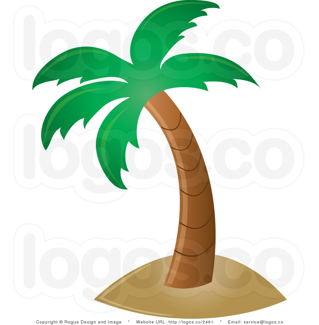 1024x1044 Tropical Tree Branches Clipart