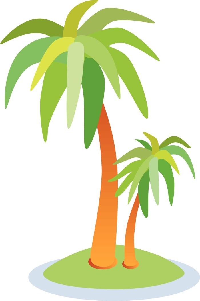 700x1050 Palm Clipart Free Collection