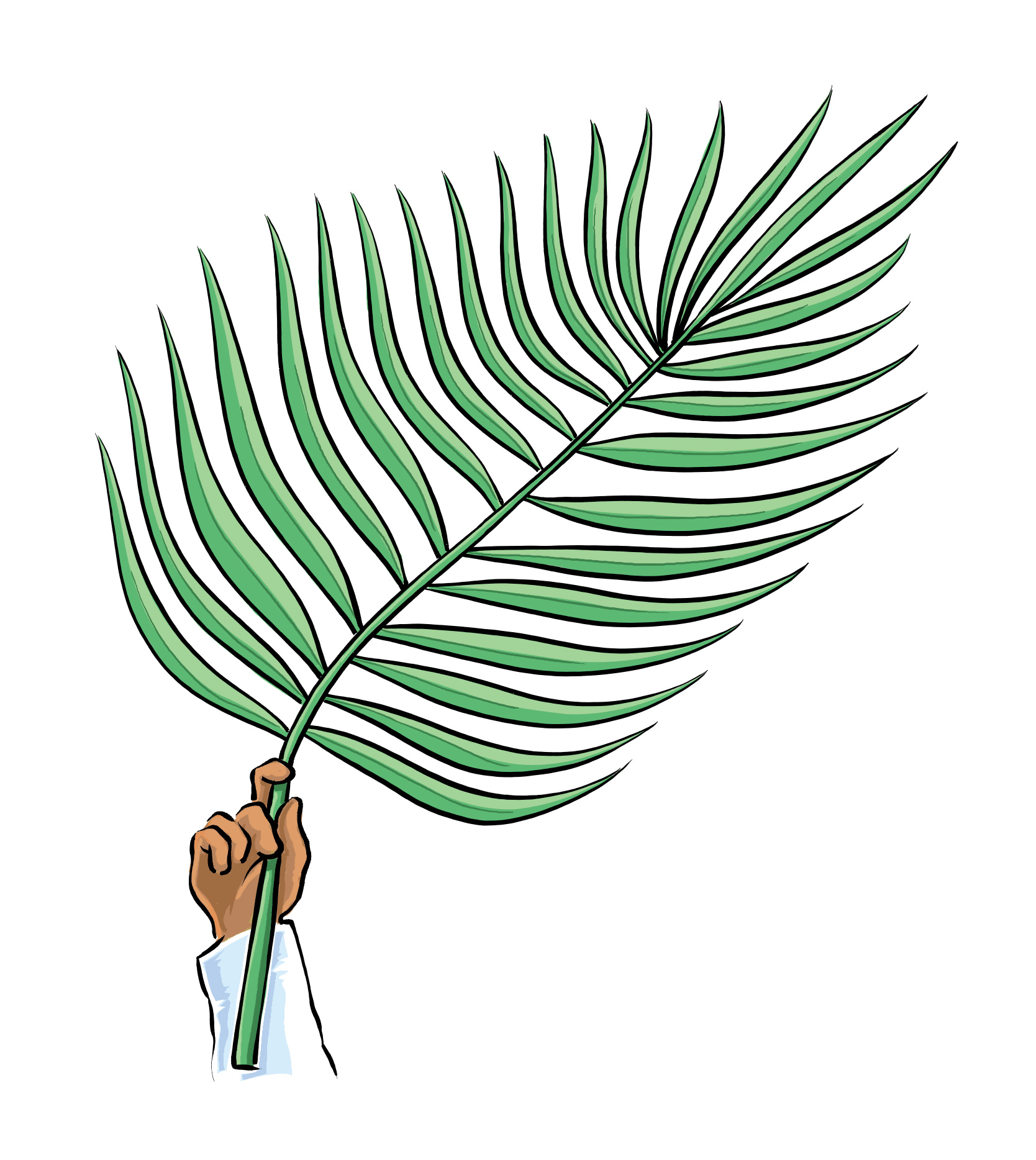 1668x1868 Palm Sunday Clip Art Images Free Clipart 3