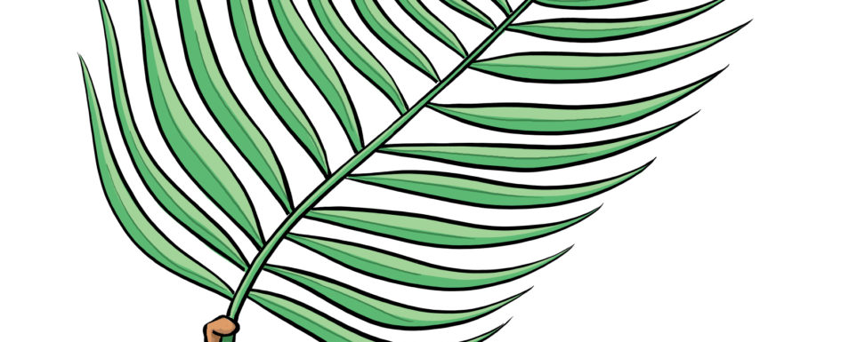945x385 Chic And Creative Clipart Palm Sunday Clip Art Free Panda Images