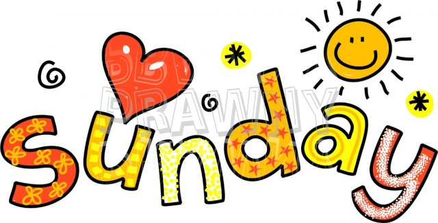 640x326 Collection Of Sunday Clipart Images High Quality, Free
