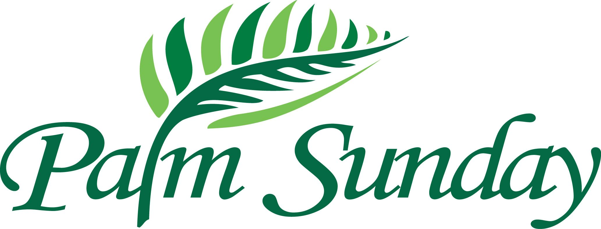 2065x788 Palm Sunday Clip Art