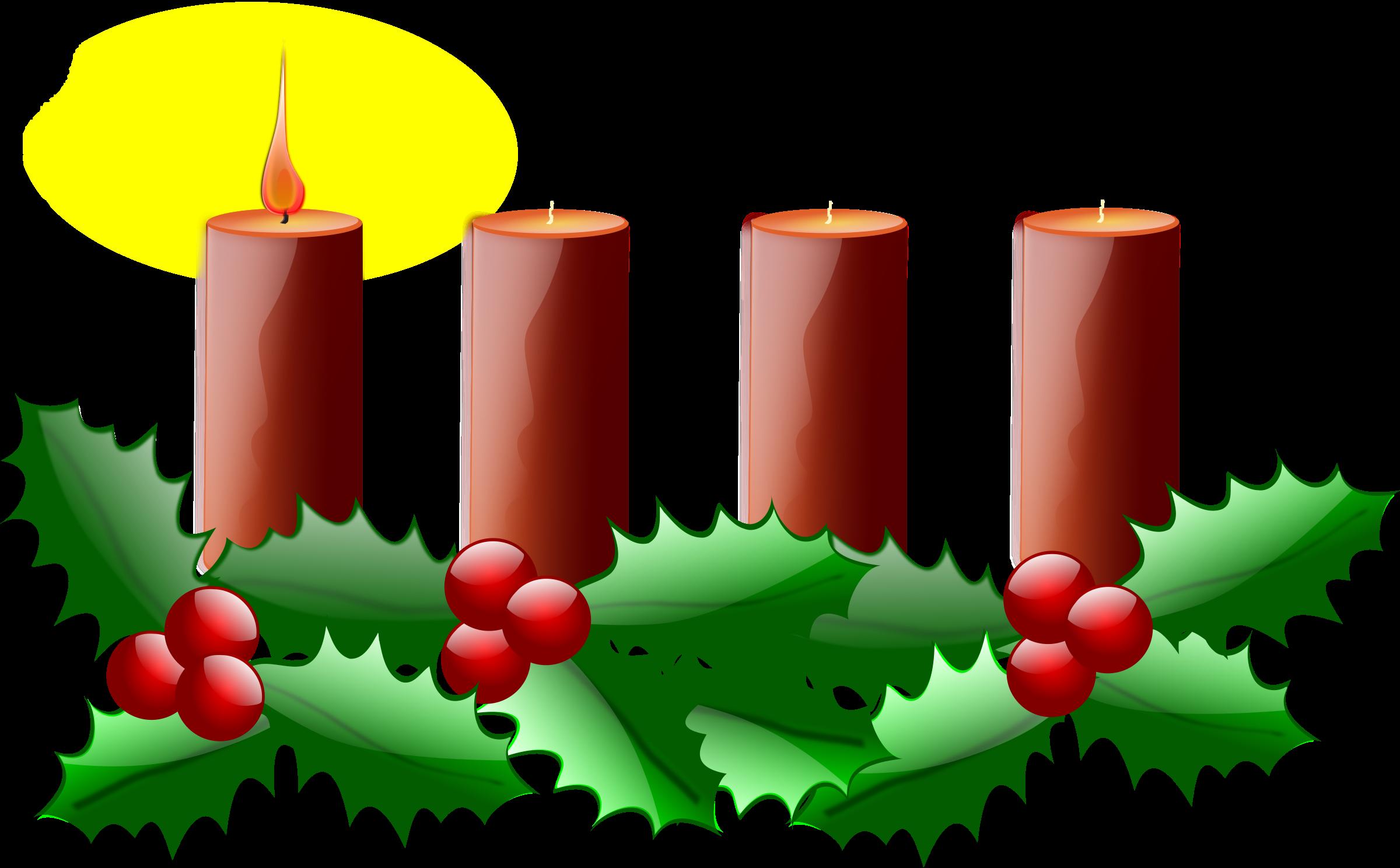 2400x1488 Advent Wreath Clipart Free 101 Clip Art