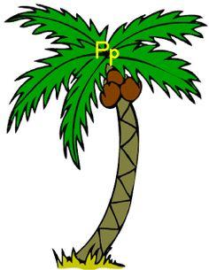236x305 Palm Tree Clipart Image