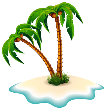360x375 Palm Tree Png Clipart (32 Image) Vector Eps Free Download, Logo