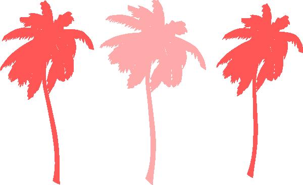 600x367 Vector Palm Trees Clip Art Clipart Panda