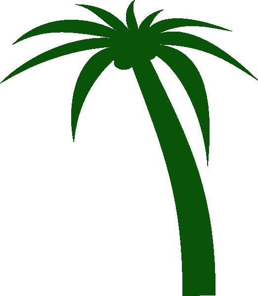 522x599 Coconut Tree Clip Art